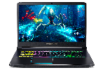 "Acer Predator Helios 300 PH317-53-77KV 17.3"" 144Hz FullHD IPS, i7 9750H, 16Gb (2х8) DDR4 2666Mhz, 256Gb PCIe NVME SSD + 1000Gb 7.2krpm HDD, GeForce RTX2070 8Gb DDR6, Windows 10 Home"