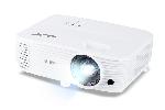 ACER P1155 DLP 3D SVGA 800x600 4000 ANSI Lumen 20.000:1 31db 2.4KG 299.5x220x105.1cm HDMI D-Sub white