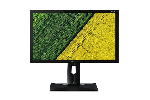 "Monitor Acer CB271HBbmidr 69cm (27""), 16:9 1920x1080@75Hz, LED ZeroFrame, TN+Film, 1ms, Contrast: 100M:1 ACM, Brightness: 300nits, VGA, DVI, HDMI, Height adj., Pivot, Black Acer EcoDisplay, 3 years warranty"