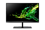 Monitor Acer ED245Qabi, LED, IPS, 60cm (23.6''), Format: 16:9, Resolution: Full HD (1920x1080), ZeroFrame, Response time: 4ms, Contrast: 100M:1, Brightness: 250cd/m2, VGA, HDMI, external adapter, Black Acer EcoDisplay, 2 years warranty