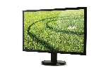 Acer K202HQLb, 19.5'' TN LED Anti-glare, 5ms, 100M:1 ACM, 200cd/m2, 1600x900, VGA, Black
