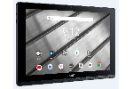 """Acer Iconia B3-A50-K1P5, 10.1"""" HD IPS (1280x800), MTK MT8167 Quad-Core Cortex A35 (1.30 GHz), 2GB DDR4, 32GB eMMC, 2MP&5MP Cam, Speakers, 802.11ac, BT 4.1, GPS, Android 8.1 Oreo, Black&Iron + Transcend 32GB microSD"""