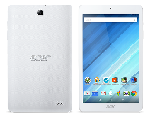 "Tablet Acer Iconia B1-870-K3F9 (White) WiFi/8.0"" WXGA IPS HD (1280x800) 16:10/ MTK MT8167 quad-core Cortex A35 1.3 GHz/1GB/16GB eMMC/Cam 2.0 MP front, 5.0 MP rear/BT 4.0/GPS/G-sensor, Micro USB, microSD™/1-cell battery/Android™ 7.0 (Nougat)/White (re"