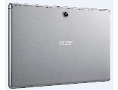 """Acer Iconia B3-A50-K0RM, 10.1"""" HD IPS (1280x800), MTK MT8167 Quad-Core Cortex A35 (1.30 GHz), 2GB DDR4, 32GB eMMC, 2MP&5MP Cam, Speakers, 802.11ac, BT 4.1, GPS, Android 8.1 Oreo, Black&Silver + Transcend 32GB microSD"""
